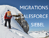 Upgrades Siebel et Migrations Siebel / SALESFORCE